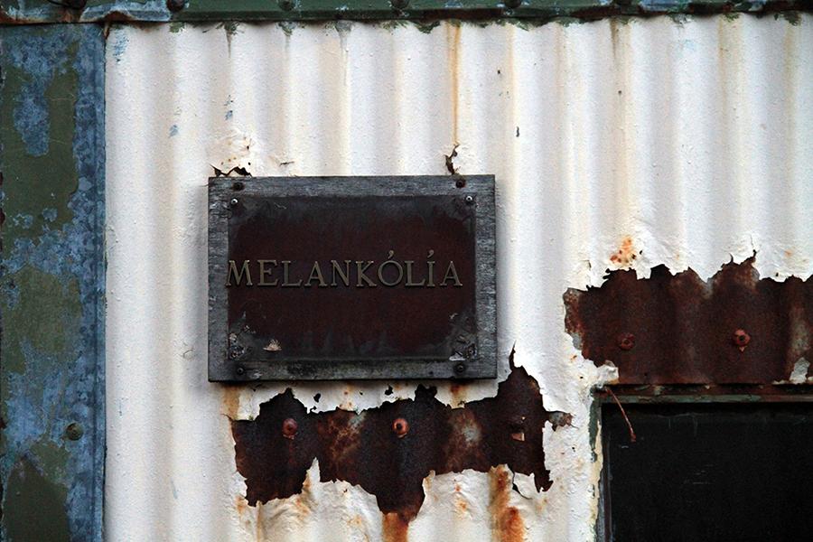 Melankolía